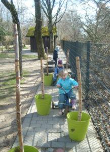 Spiel und Spaß im Gartenbereich II