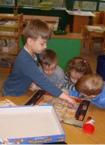 Mitbringtag im Kindergarten