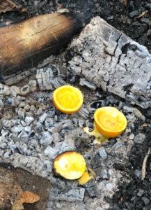Rühreier nach Feuerdrachenart