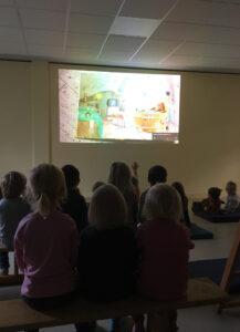 Vorlesetag im Kindergarten