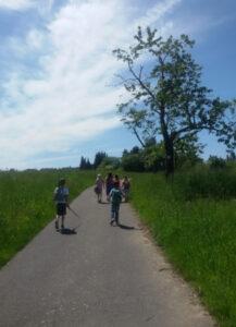 Read more about the article Ausflug zum Mühlberg