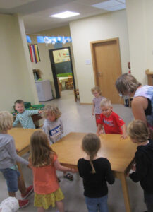 Read more about the article Umbau Kindergarten
